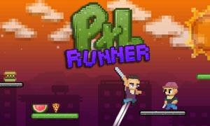pixel-runner